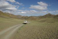 Puis, bienvenue dans les montagnes de l'Altaï
